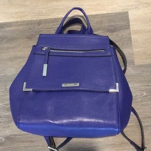 Nine West Leather Backpack